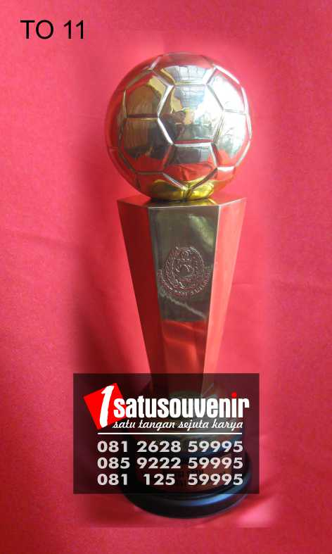 Plakat Piala PSSI Samarinda