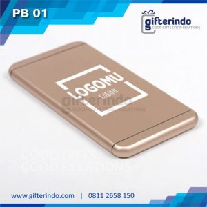 Power Bank Custom Iphone Model